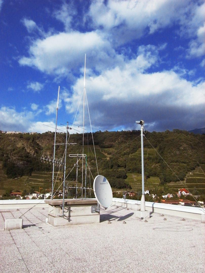 Antennengruppe - Referenzen