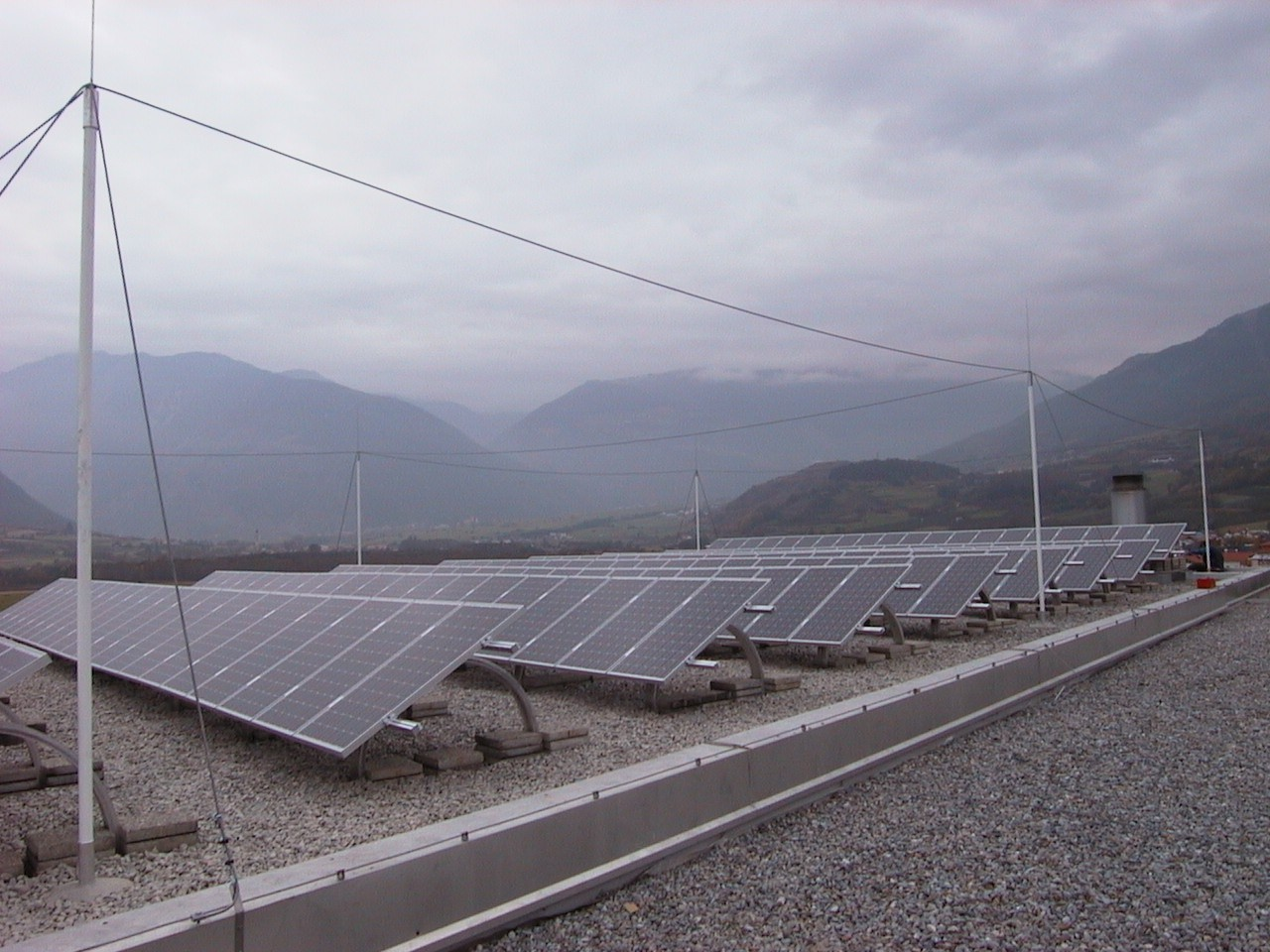 Photovoltai - Referenze