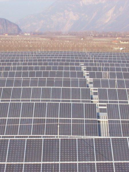 Fotovoltaico Photovoltaika