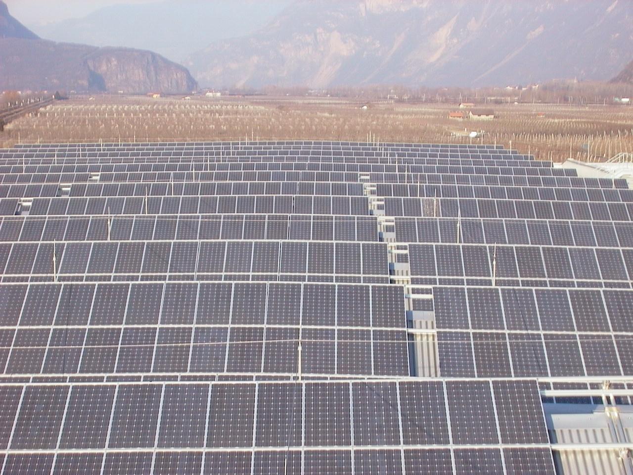 Photovoltaika - Referenze