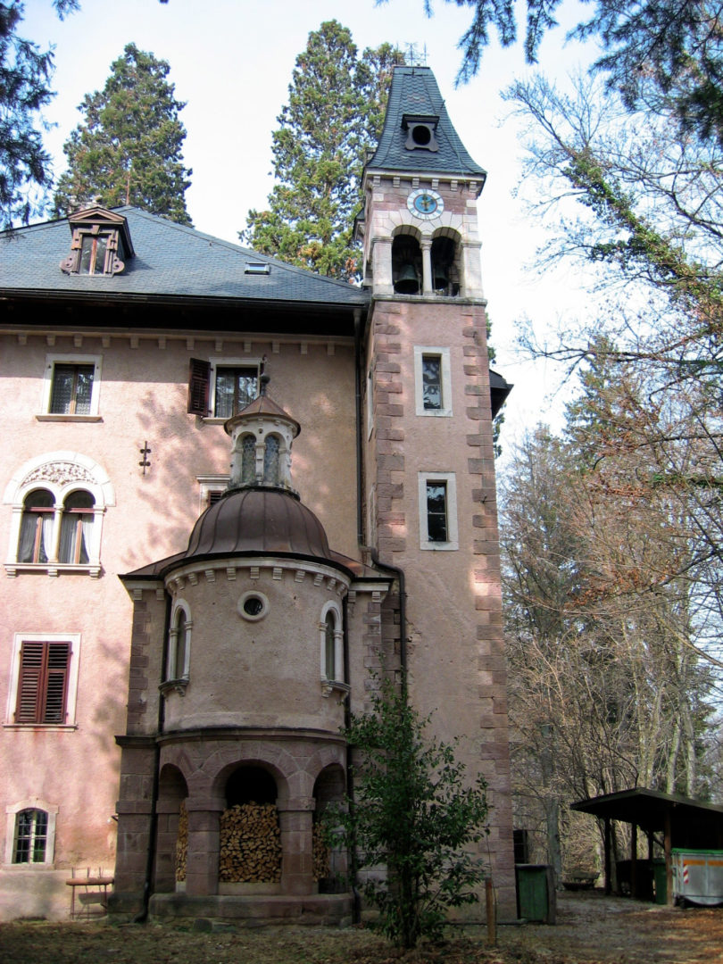 Castel Mareccio Schloß Matsch. scaled