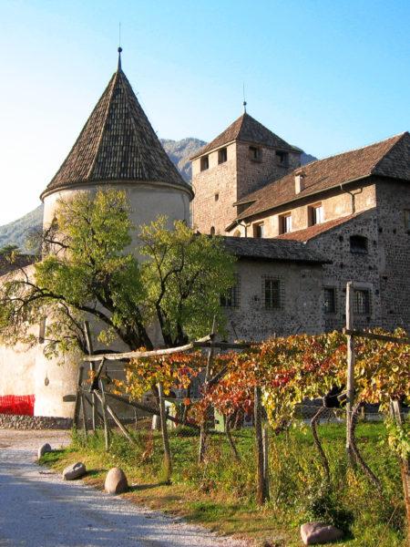 Schloss Maretsch Schloss Maret.
