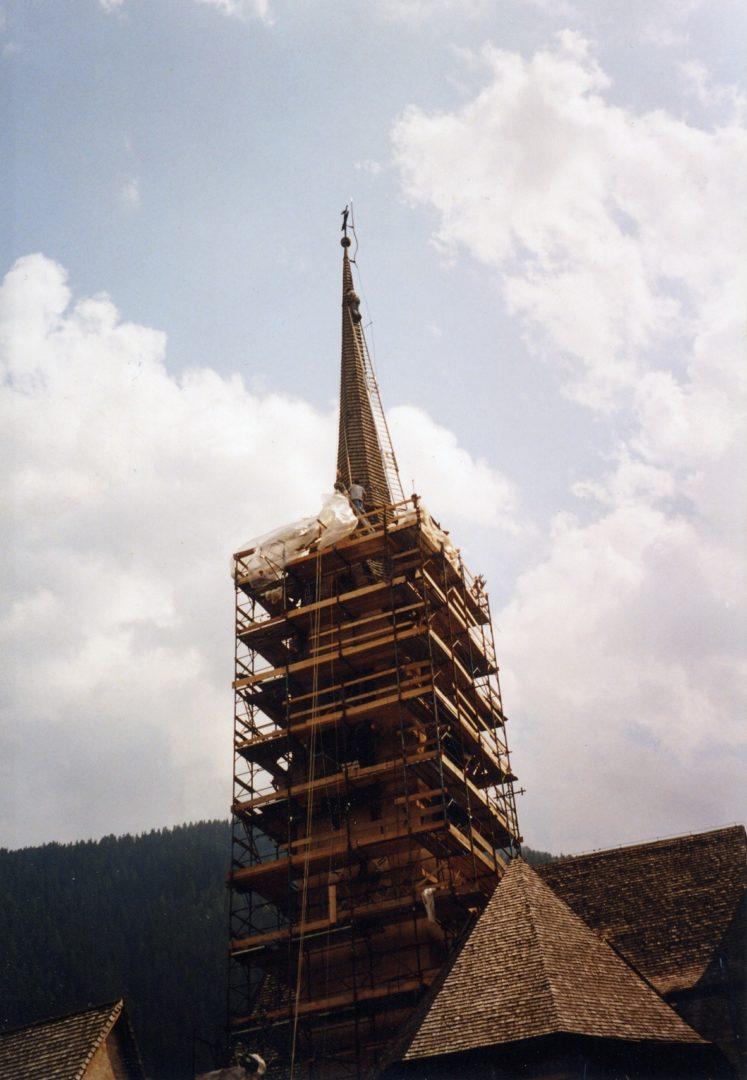 Turm Moena - Referenzen